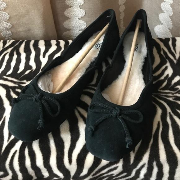UGG Shoes   Ugg Lena Flat Shoes   Poshmark